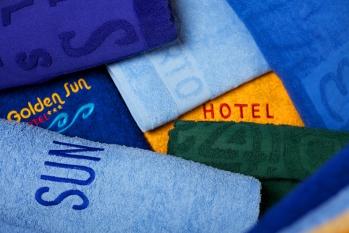 Πετσέτες με Λογότυπο